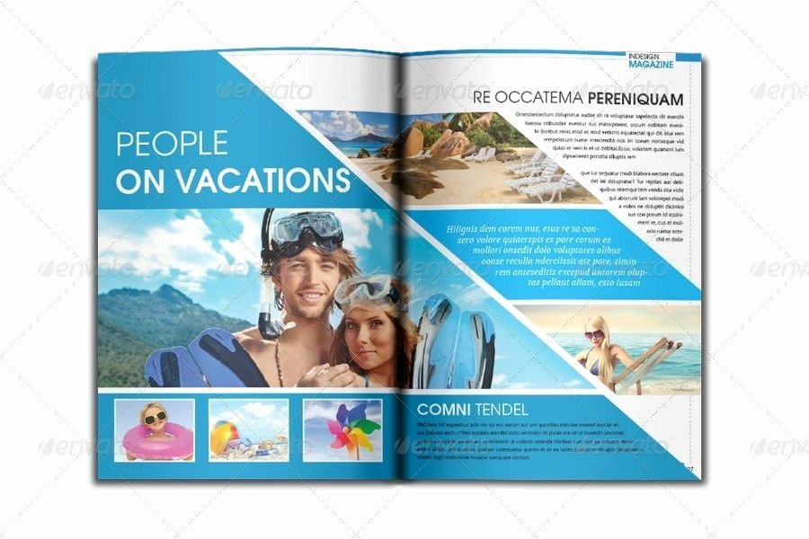 Magazine Layout Template Indesign Inspirational Pin by Наталья Гогунская On Журналы Pinterest