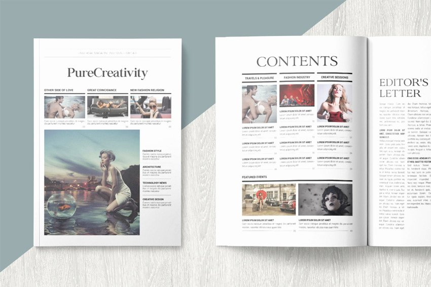 Magazine Layout Template Indesign Lovely 20 Indesign Tutorials for Magazine and Layout Design