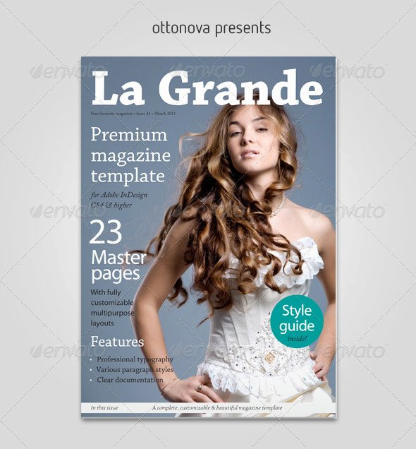 Magazine Layout Template Indesign Lovely 50 Indesign & Psd Magazine Cover & Layout Templates