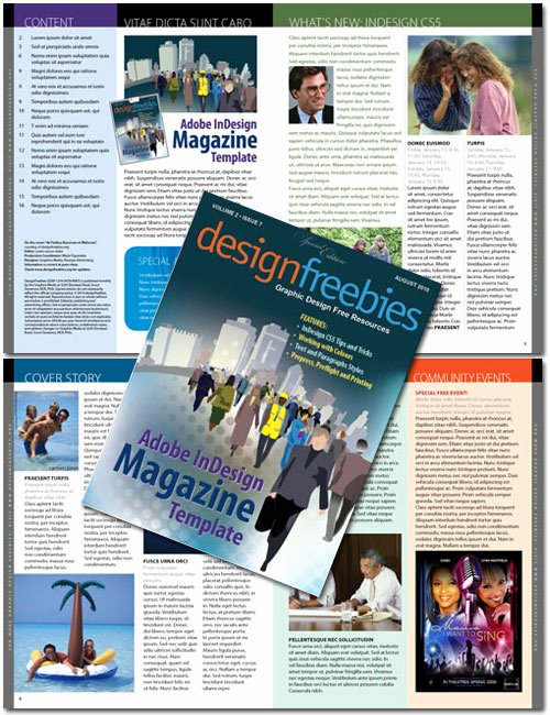 Magazine Layout Template Indesign New 10 Free Indesign Templates for Print Projects