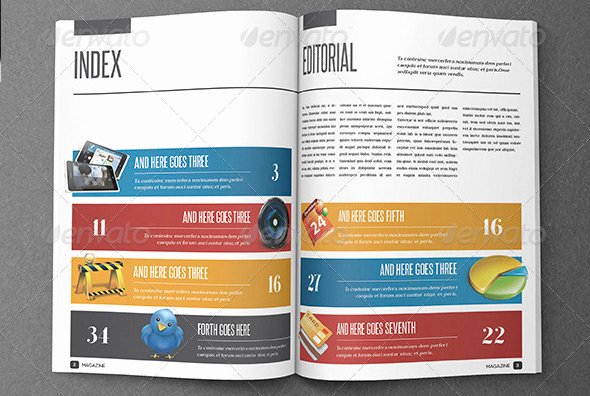Magazine Layout Template Indesign Unique 10 Great Paper Indesign Magazine Templates – Design Freebies