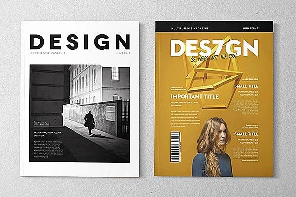 Magazine Layout Template Indesign Unique 17 Free Magazine Indesign Template for Editorial Project