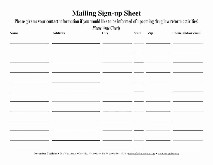 Mailing List Template Word New Email Signature Code Generator Email Templates Code Modern