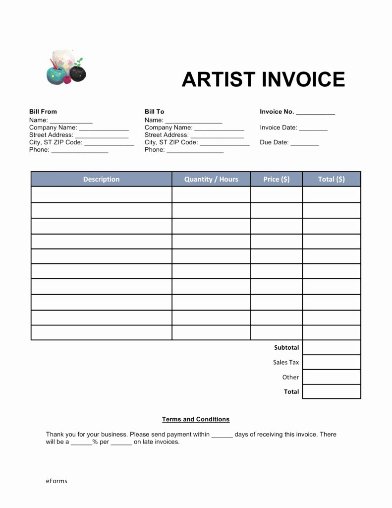 Makeup Artist Invoice Template Luxury Makeup Artist Invoice Template Free Los Angeles Portalen