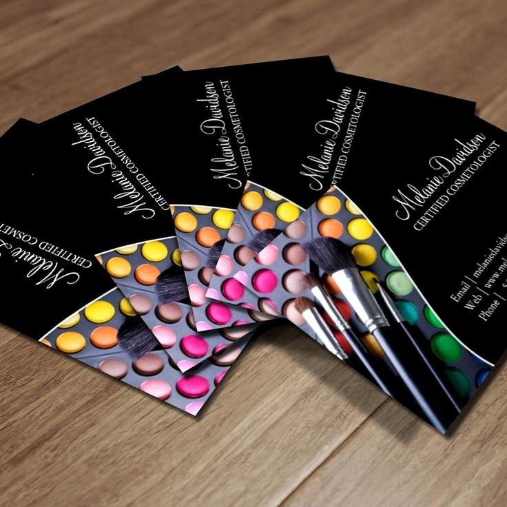 Makeup Artist Website Template Elegant Paper