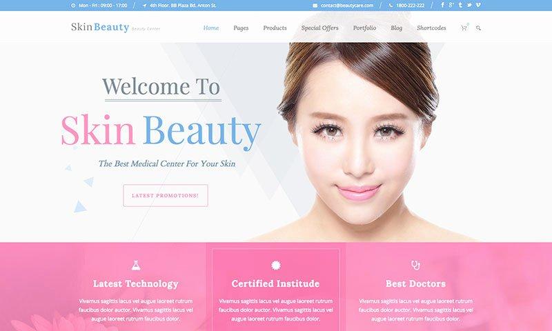 Makeup Artist Website Template Fresh the Best Beauty & Salon Wordpress themes Wpexplorer