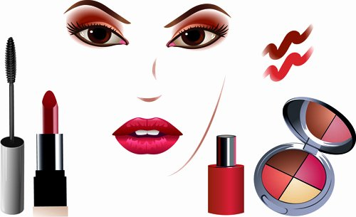 Makeup Artist Website Template Luxury Make Up Free Vector 1 315 Free Vector for