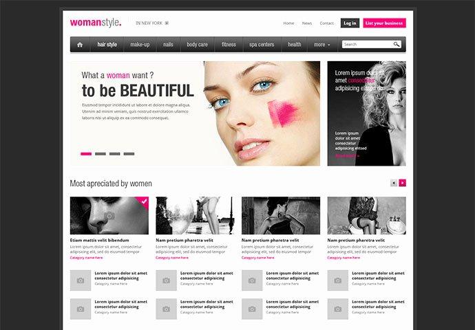 Makeup Artist Website Template New 95 Beautiful Shop Website Templates
