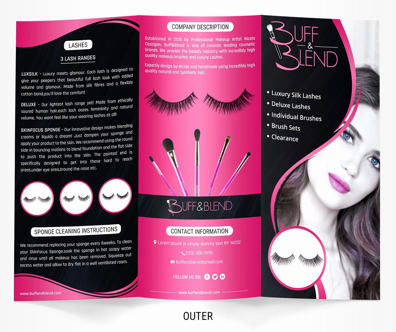 Makeup Artist Website Template New Makeup Artist Flyers Design Yourweek 8addcfeca25e