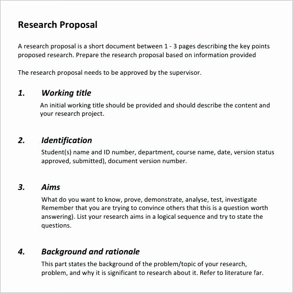 Market Research Proposal Template Awesome Market Research Brief Template Business Plan Simple