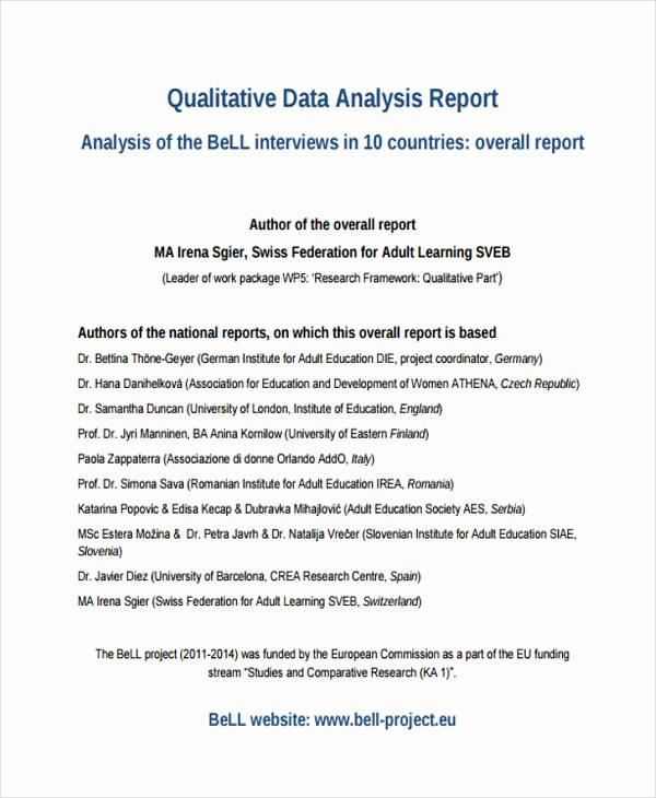 Market Research Report Template Elegant 10 Research Report Templates Word Pdf Google Docs