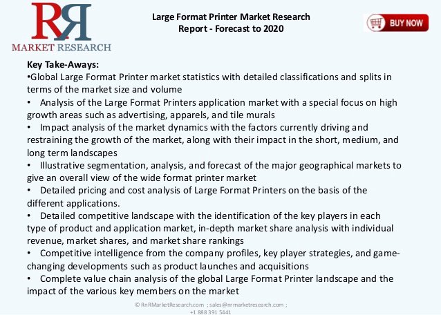 Market Research Report Template Inspirational format Printer Market Research Report forecast to 2020