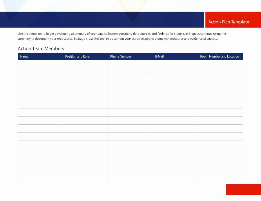 Marketing Action Plan Template Excel Beautiful Action Plan Template Strategic Ppt – Grnwav
