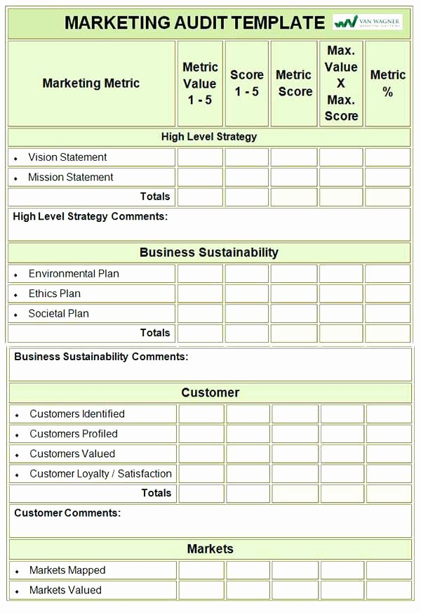 Marketing Action Plan Template Excel Beautiful Audit Schedule Template Excel – Teran
