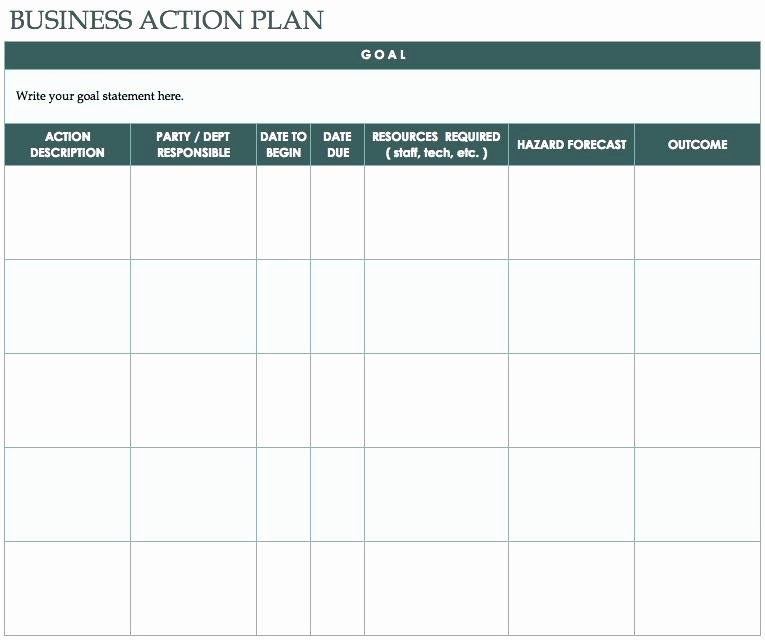 Marketing Action Plan Template Excel Fresh Corrective Action Plan Template Excel Audit – Onlineemilyfo