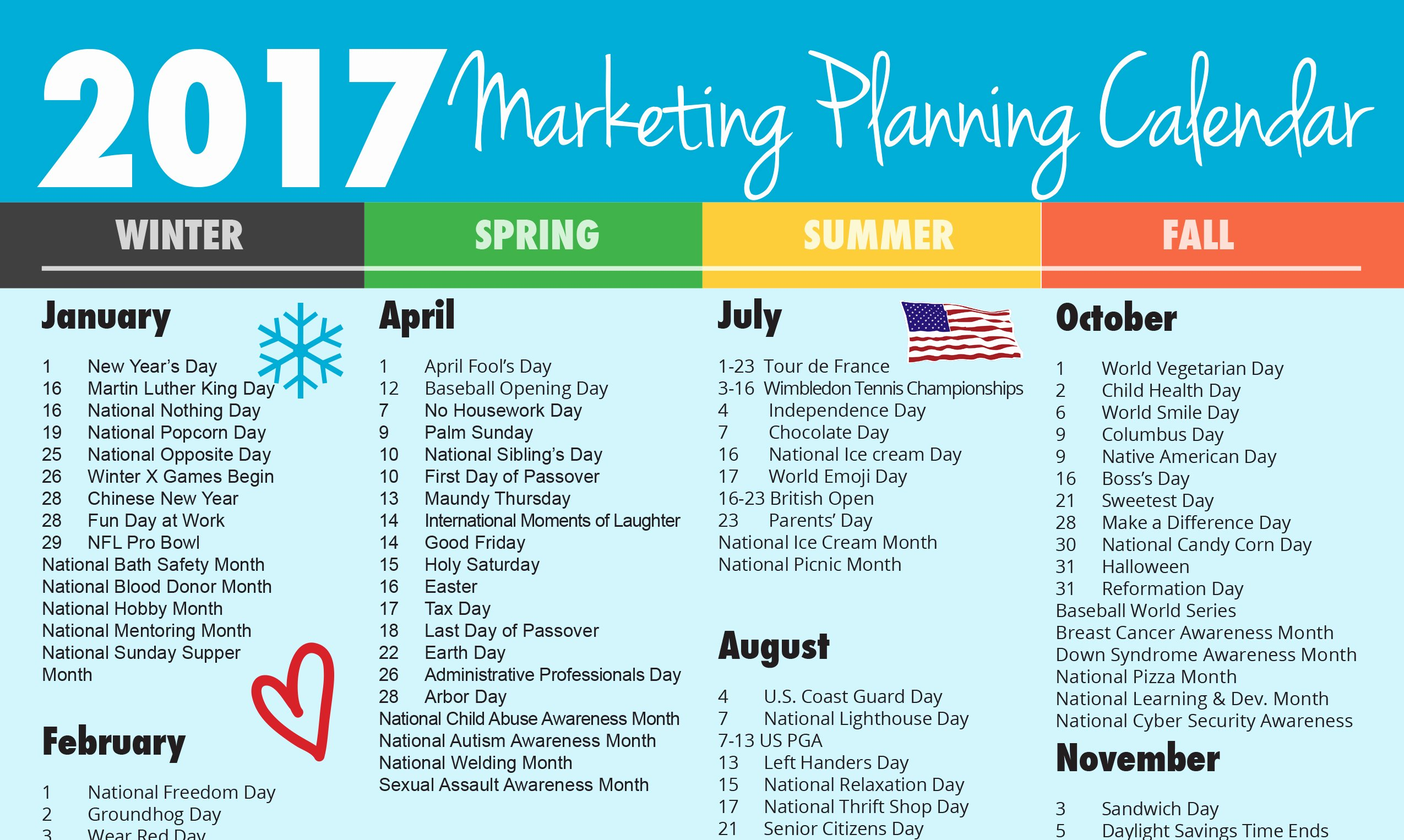 Marketing Calendar Template 2017 Beautiful Ultimate 2017 Marketing Planning Calendar Rebecca