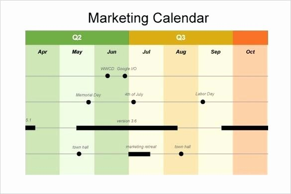 Marketing Calendar Template 2017 Elegant Calendar Powerpoint Template – Sabotageincfo