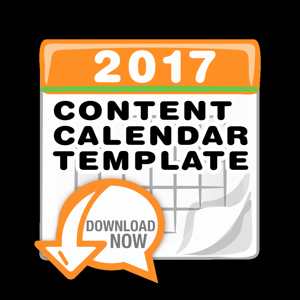 Marketing Calendar Template 2017 Inspirational 2017 Content Marketing Editorial Calendar Template