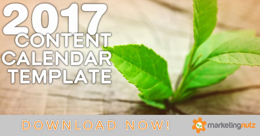 Marketing Calendar Template 2017 Lovely 2017 Content Marketing Editorial Calendar Template and
