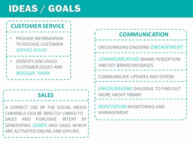 Marketing Campaign Proposal Template Beautiful social Media Marketing Plan for College Free Download