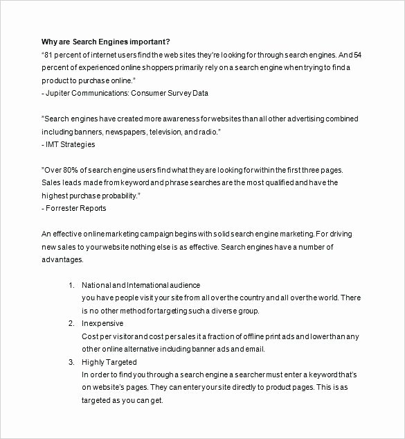Marketing Campaign Proposal Template New social Media Marketing Plan for College Free Download
