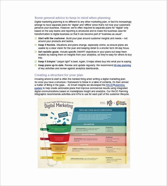 Marketing Campaign Proposal Template Unique 14 Marketing Campaign Plan Templates Doc Excel Pdf
