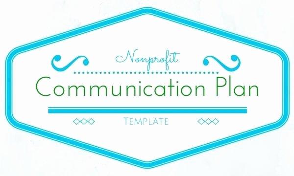 Marketing Communications Plan Template Beautiful Building An Integrated Marketing Plan Church Template