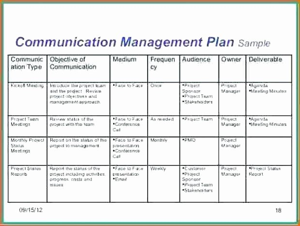 Marketing Communications Plan Template Elegant 96 Integrated Marketing Campaign Template 30