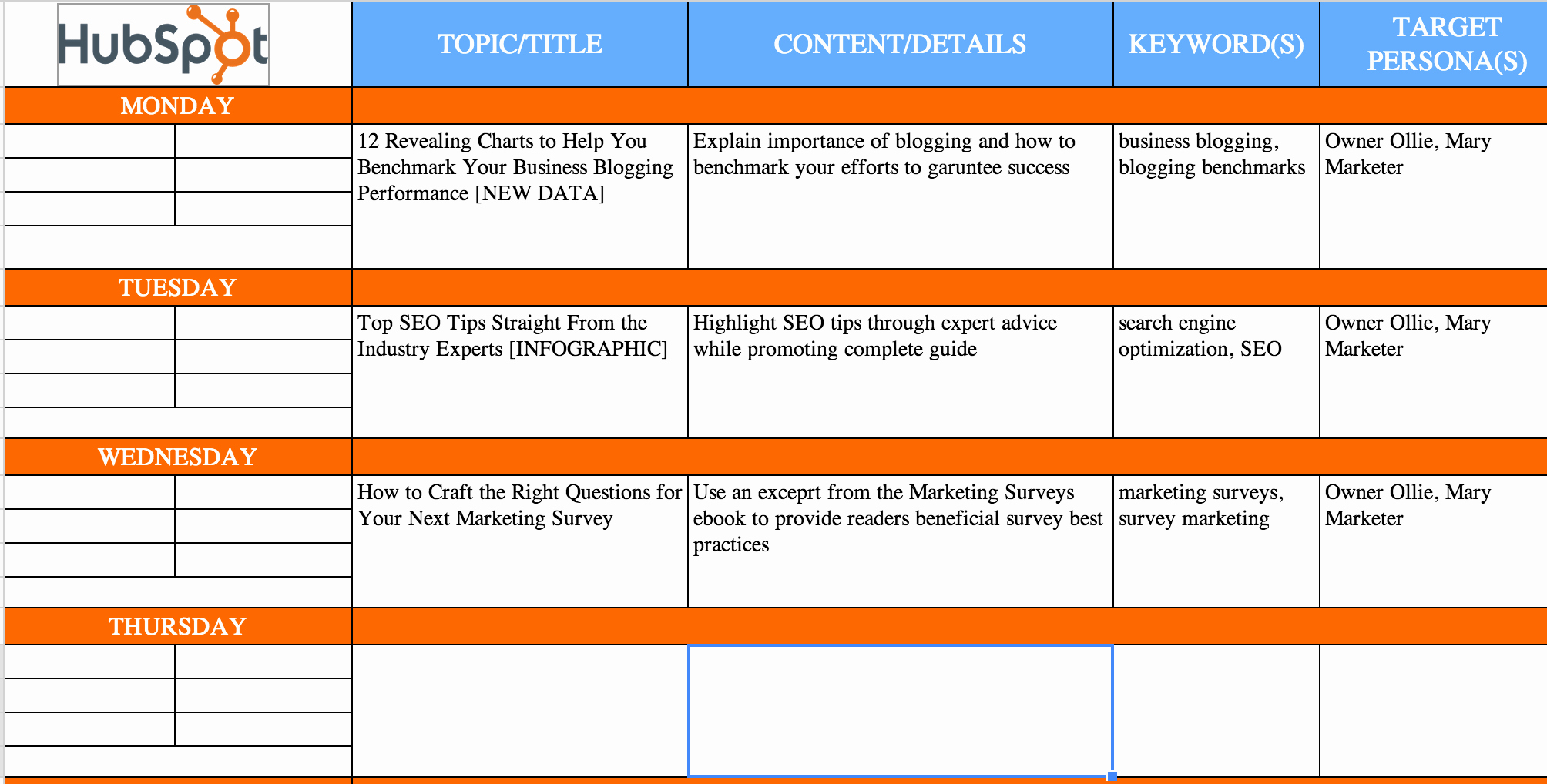 Marketing Content Calendar Template Beautiful the Plete Guide to Choosing A Content Calendar