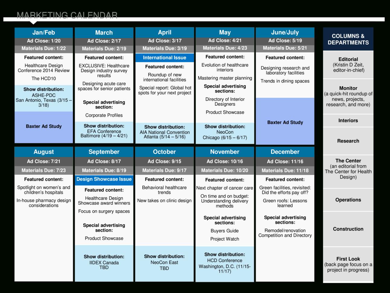 Marketing Content Calendar Template Fresh Content Marketing Calendar Template Example Of Spreadshee