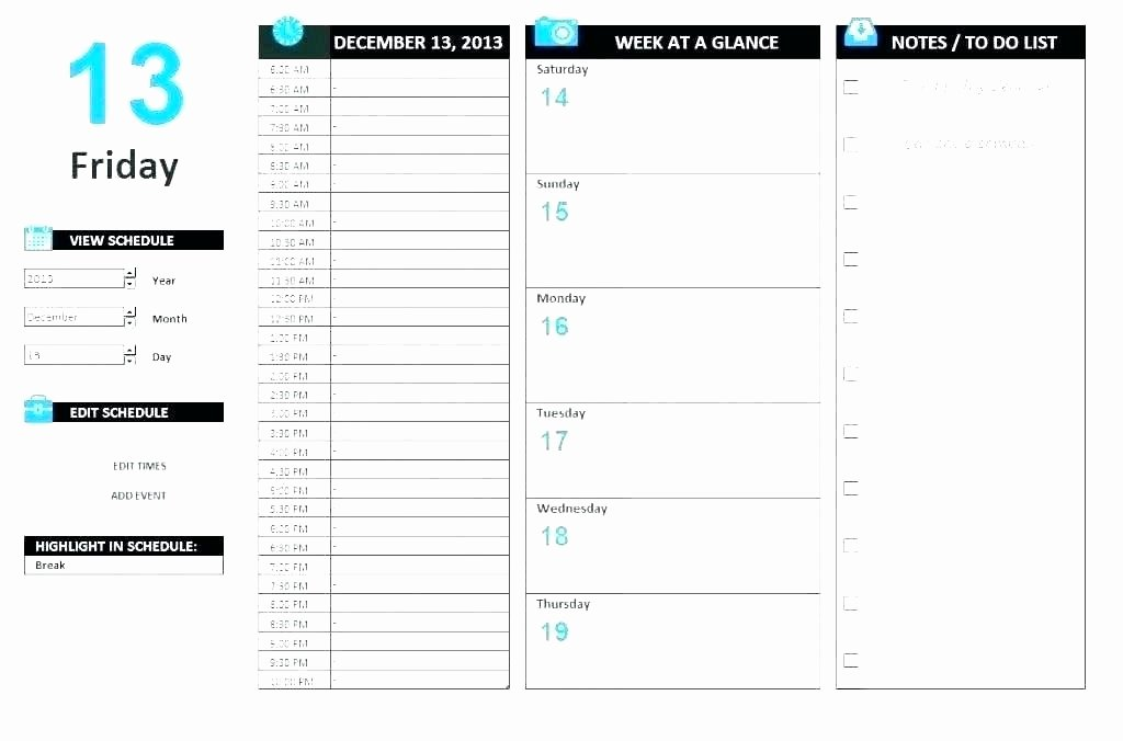 Marketing Content Calendar Template Unique Digital Marketing Schedule Template
