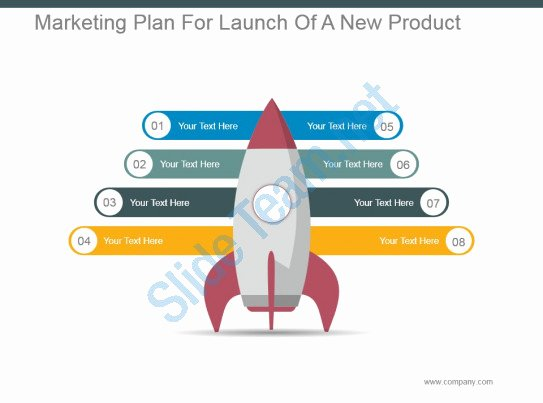 Marketing Launch Plan Template Lovely Marketing Plan for Launch A New Product Powerpoint