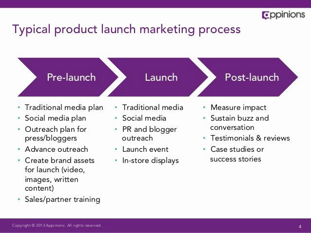 Marketing Launch Plan Template Luxury 4 Helpful Ideas to Boost Your Line Product Launch