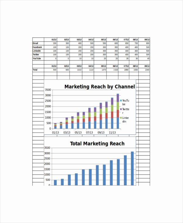 Marketing Report Template Word New Marketing Report Templates 20 Free Pdf Word Docs