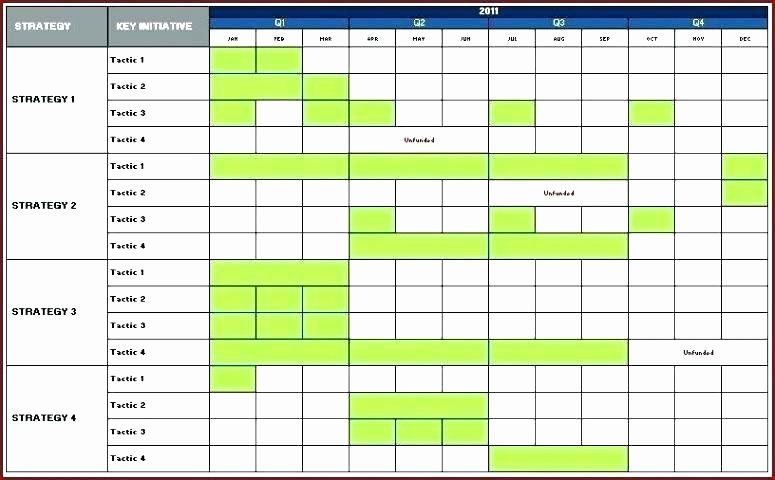 Marketing Timeline Template Excel Awesome Marketing Plan Timeline Template