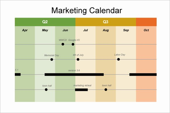 Marketing Timeline Template Excel Best Of Timeline Template 67 Free Word Excel Pdf Ppt Psd