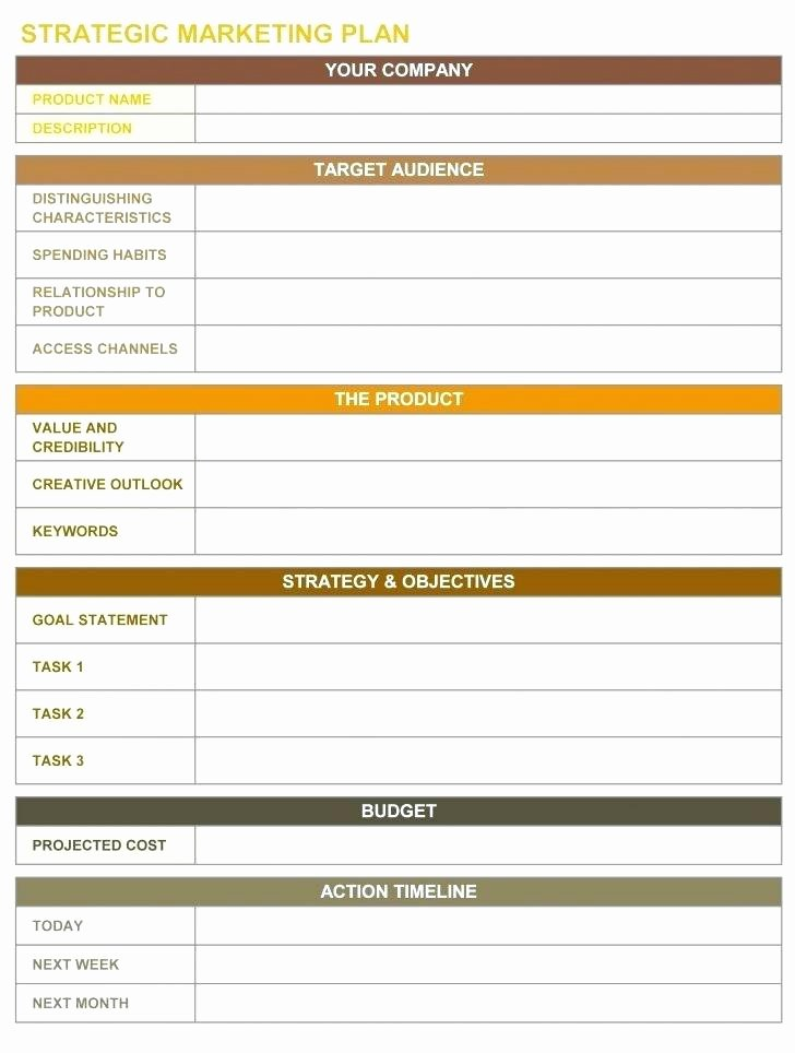 Marketing Timeline Template Excel Inspirational Marketing Plan Timeline Template Excel Examples