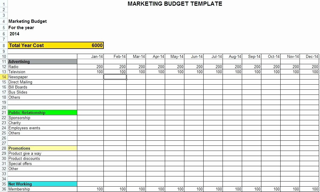 Marketing Timeline Template Excel Inspirational Project Timeline Template Excel In for Marketing – Golove