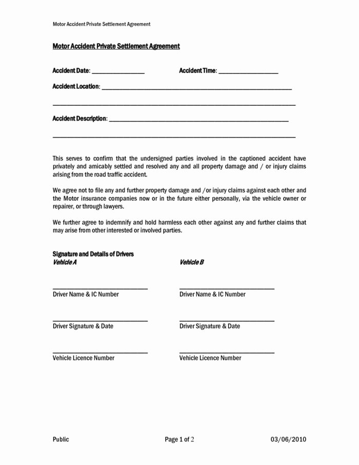 Marriage Settlement Agreement Template Elegant Marital Settlement Agreement Template Pennsylvania