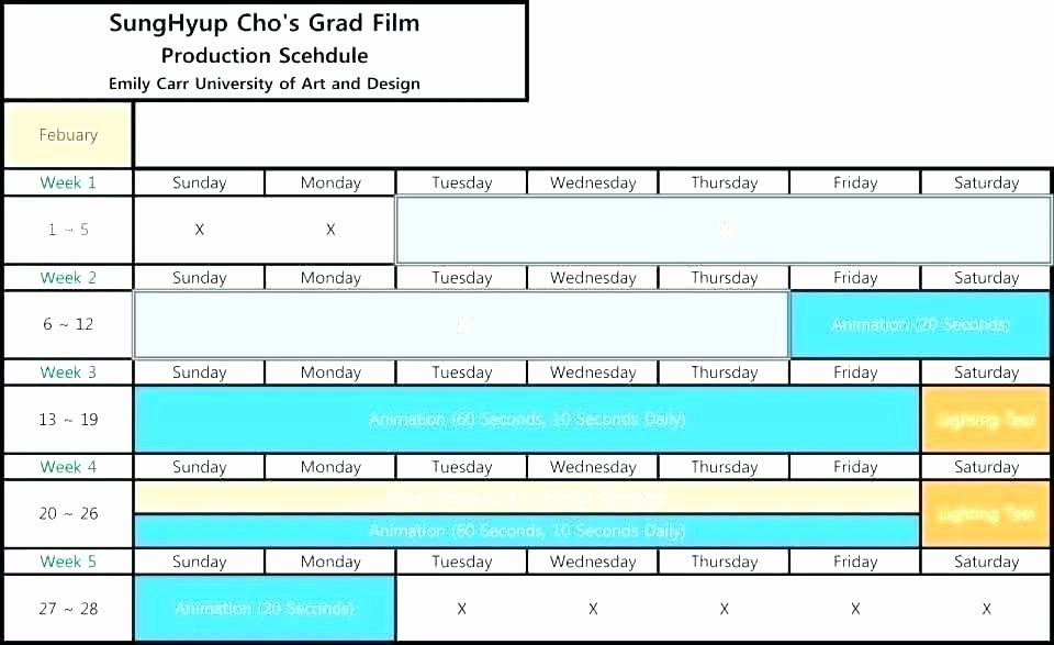 Master Production Schedule Template Excel Best Of Template Production Schedule Template Excel Spreadsheet