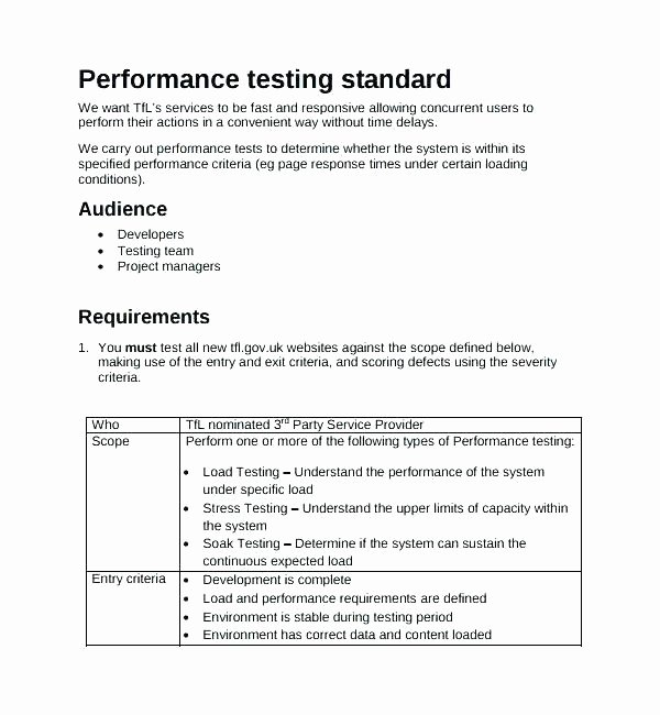 Master Test Plan Template Awesome Test Plan Example istqb Template Master – Ustam