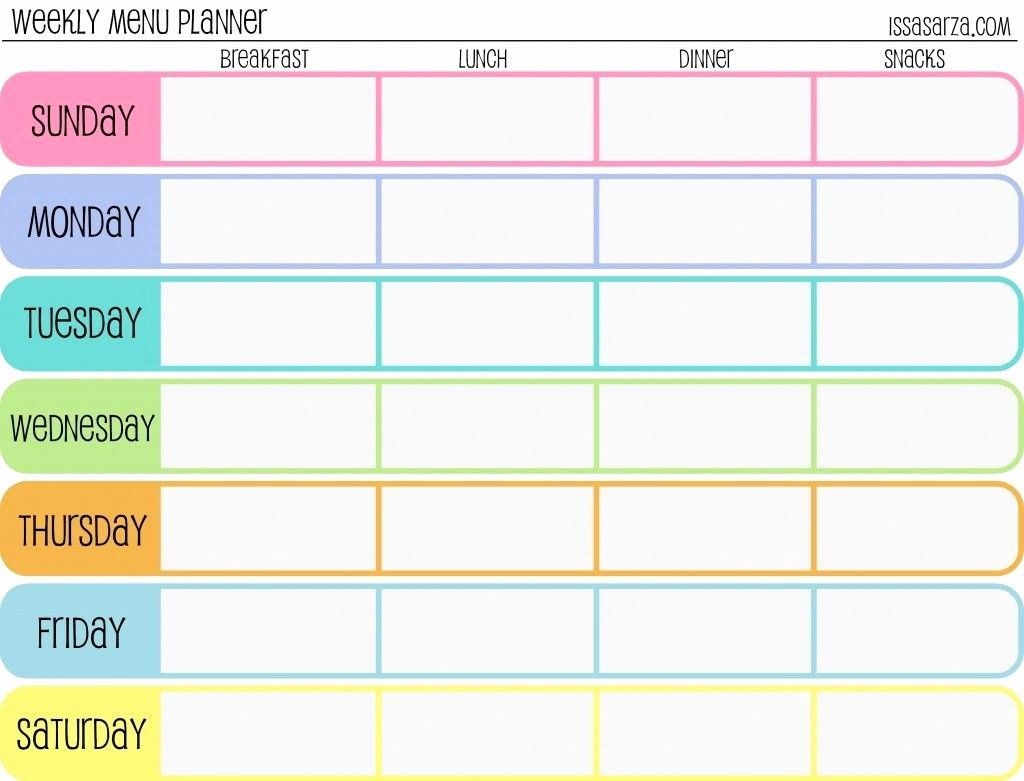 Meal Plan Calendar Template Awesome Simply Shrinking 5 Tips for Healthy Weight Loss …
