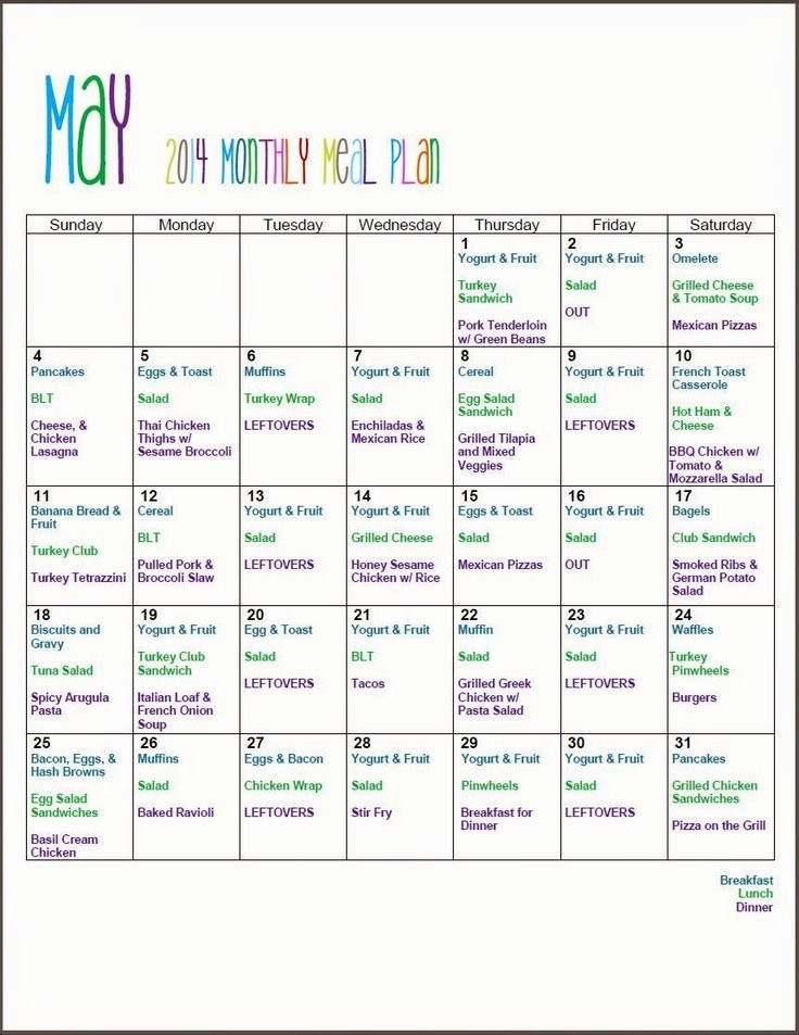 Meal Plan Calendar Template Luxury Best 25 Meal Planning Templates Ideas On Pinterest