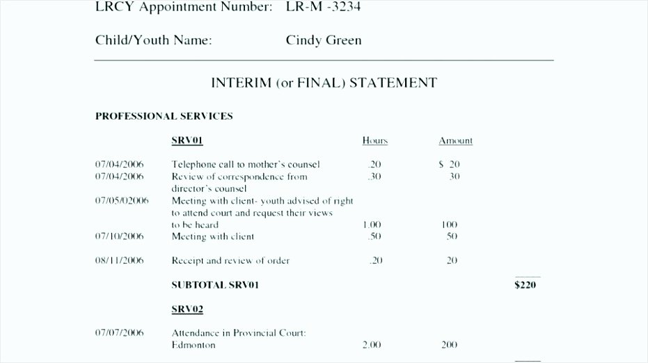 Medical Bill Statement Template Inspirational 10 Medical Bill Statement Template Irpens