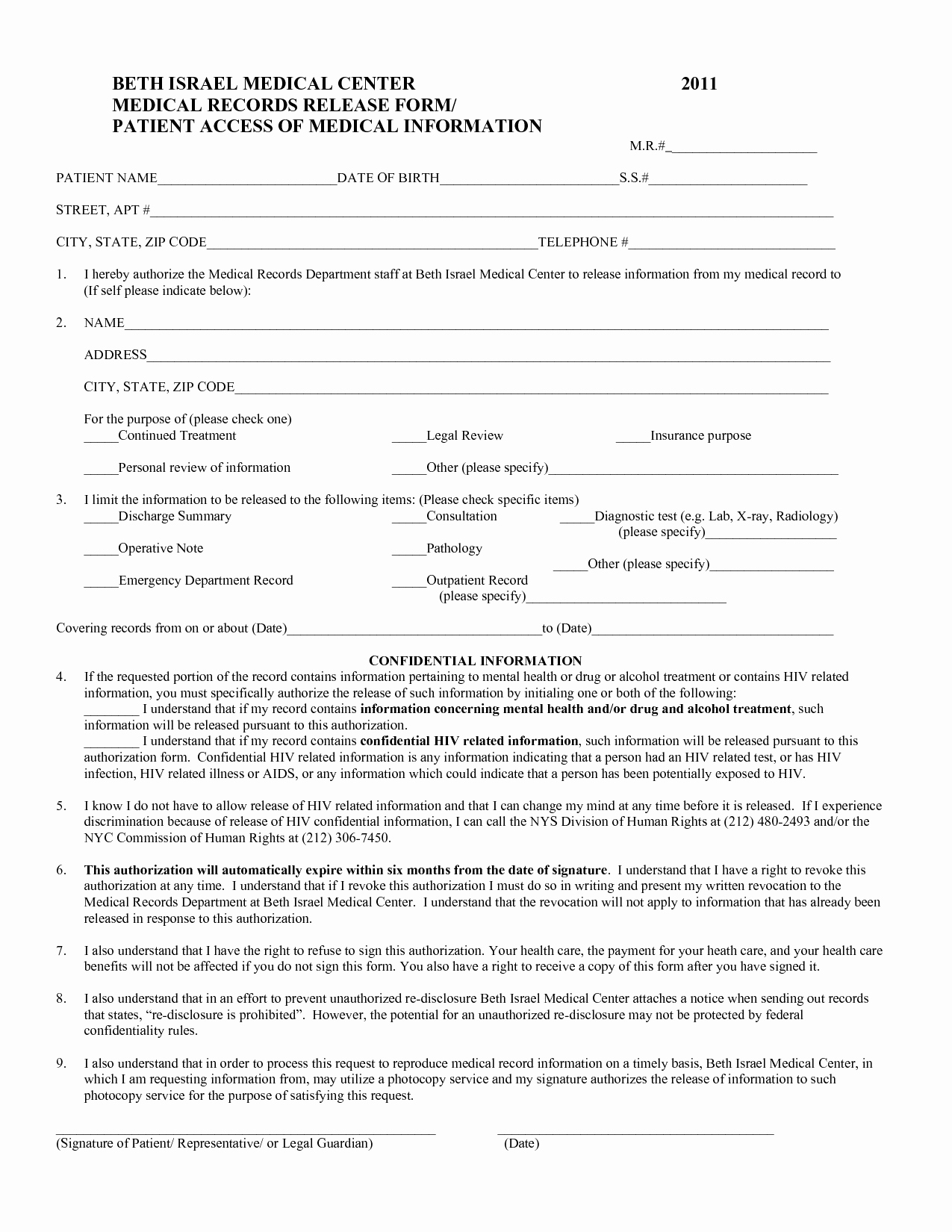 Medical Record forms Template Best Of Medical form Templates – Templates Free Printable