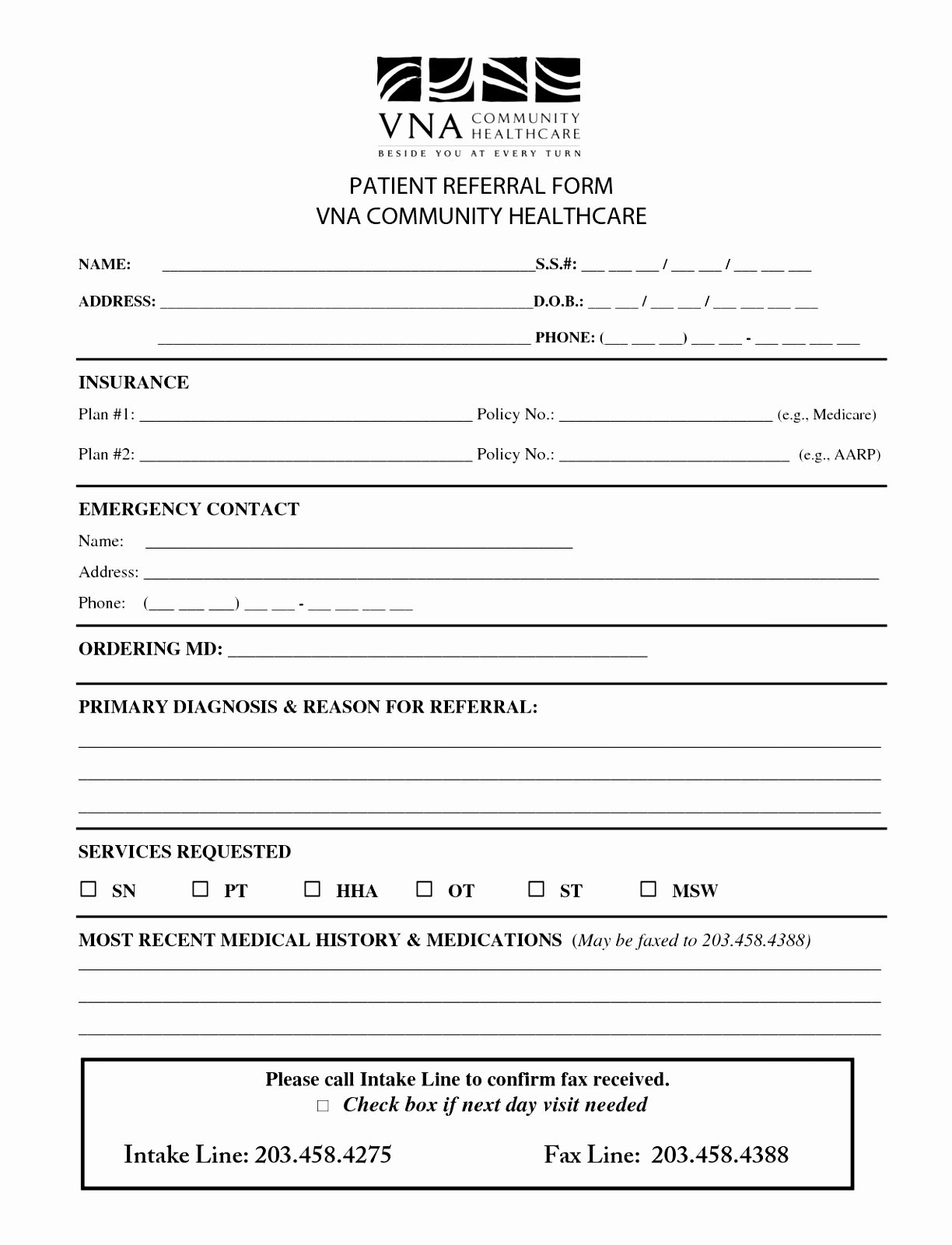 Medical Referral form Template Fresh 6 Counselling Referral form Template Uyefi
