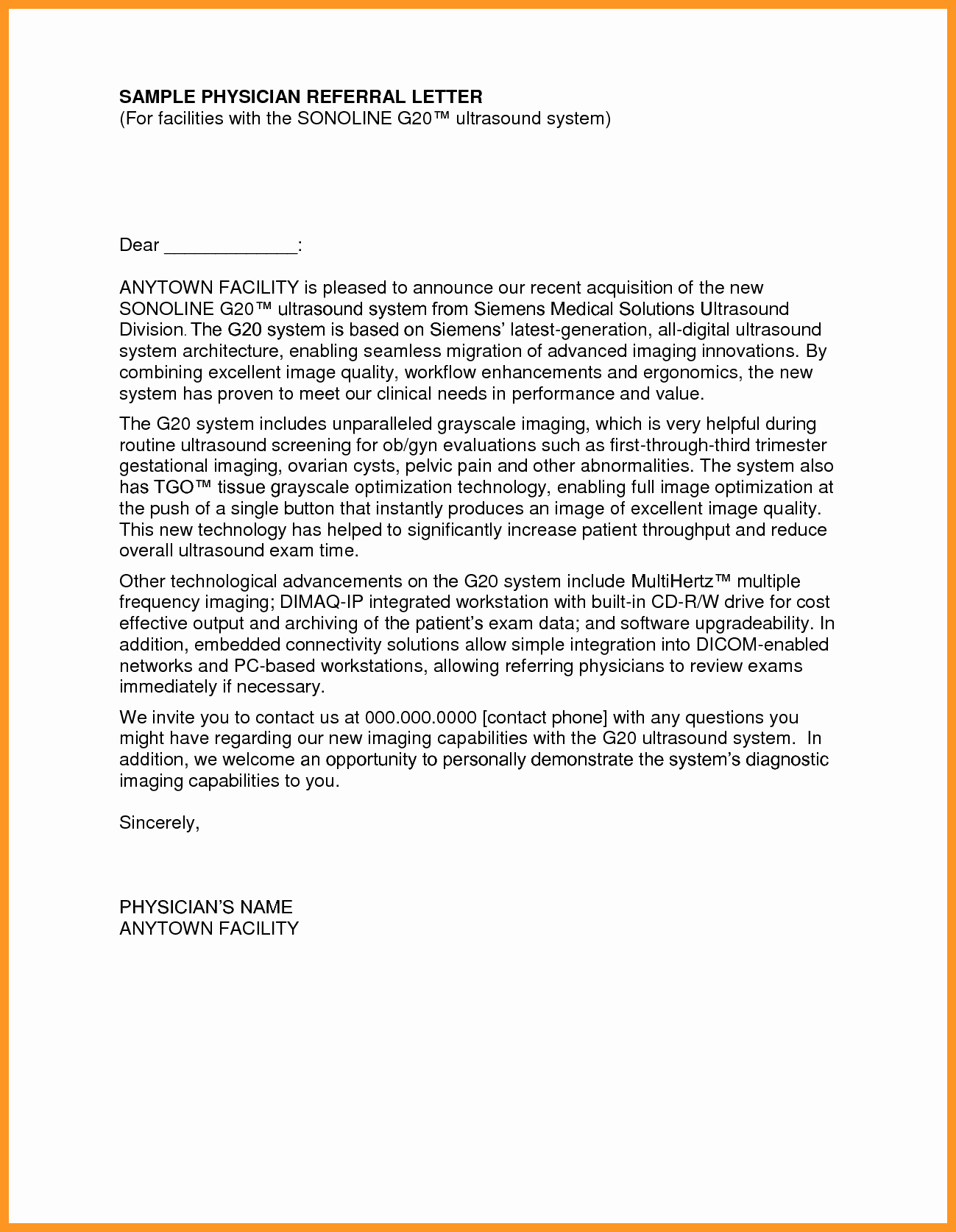 Medical Referral Letter Template Elegant Re Mendation Letter Medical School