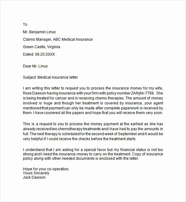 Medical Referral Letter Template Unique How to Write A Referral Letter to Doctor Medical Thank