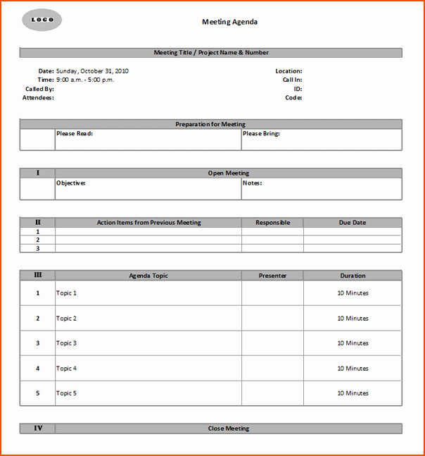 Meeting Action Items Template Best Of 7 Template for Meeting Minutes Bookletemplate