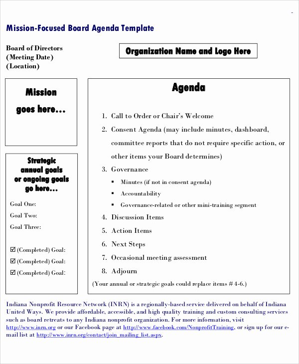Meeting Action Items Template Luxury 6 Sample Action Agenda Free Sample Example format